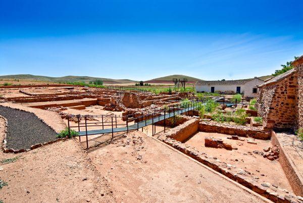 Yacimiento Arqueológico Oreto-Zuqueca