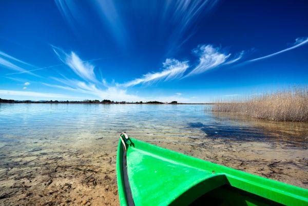 Laguna de Villafranca de los Caballeros