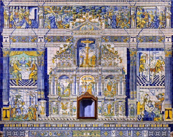 Altarpiece of Nuestra Señora del Prado (Talavera de la Reina)