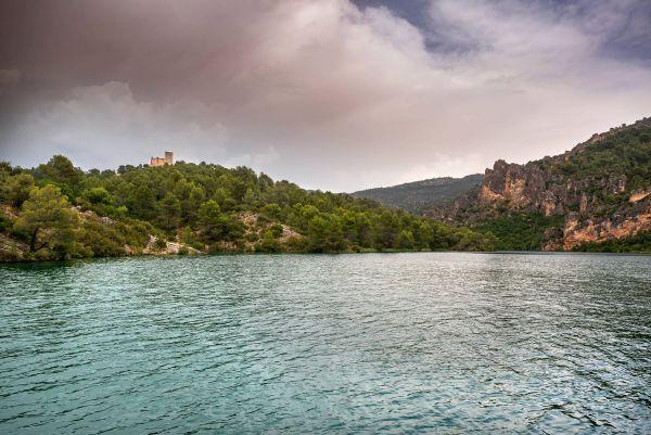 Castle of Anguix