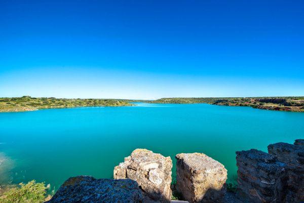 Lagunas de Ruidera | Castillo de Peñarroya