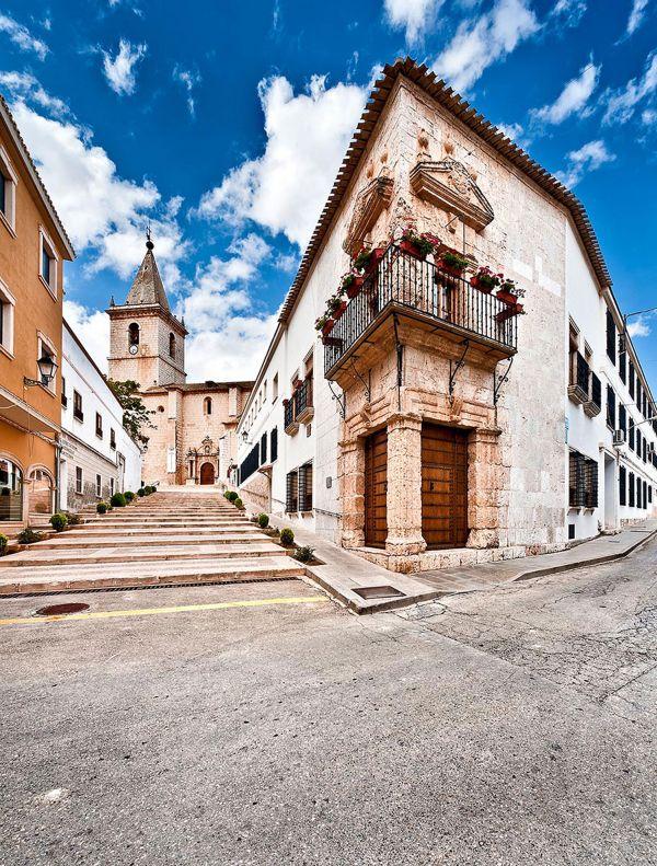 La Roda (esquina de Alcañabate)