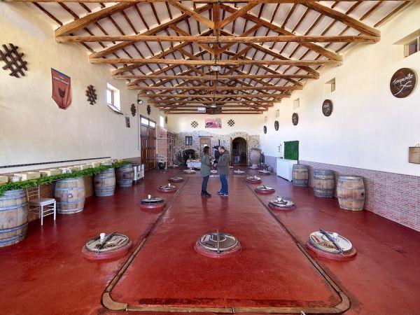 Carril Cruzado Warehouse (Villagarcía del Llano)