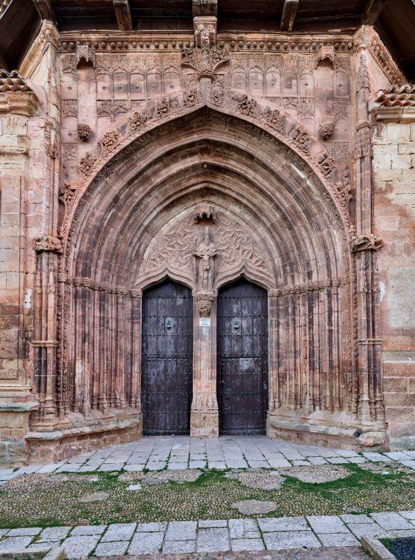 Alcaraz | Iglesia de la Santísima Trinidad