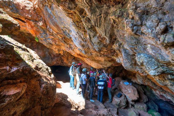 Cueva de Montesinos (Lagunas de Ruidera)