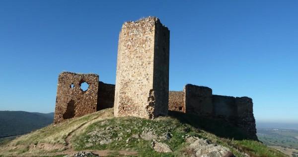 Caracuel Castle in Calatrava