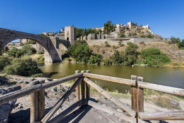 Toledo | Puente de Alcántara
