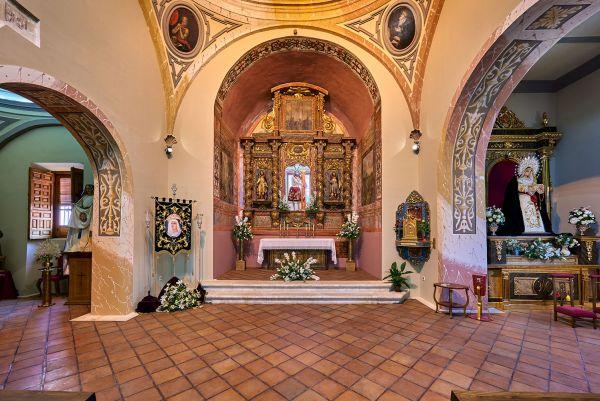 Bolaños de Calatrava | Ermita Cristo de la Columna