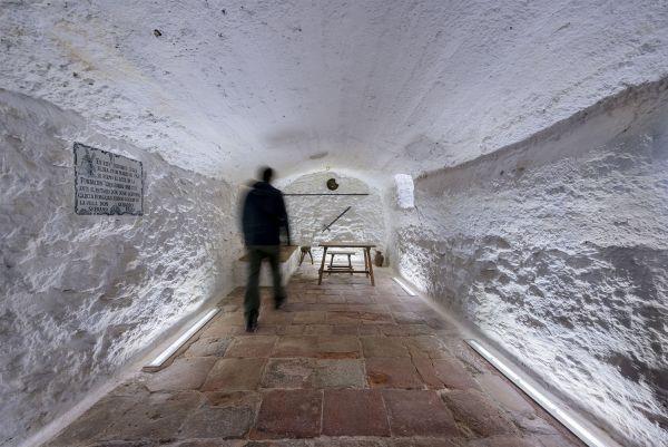 Argamasilla de Alba | Cueva de Medrano