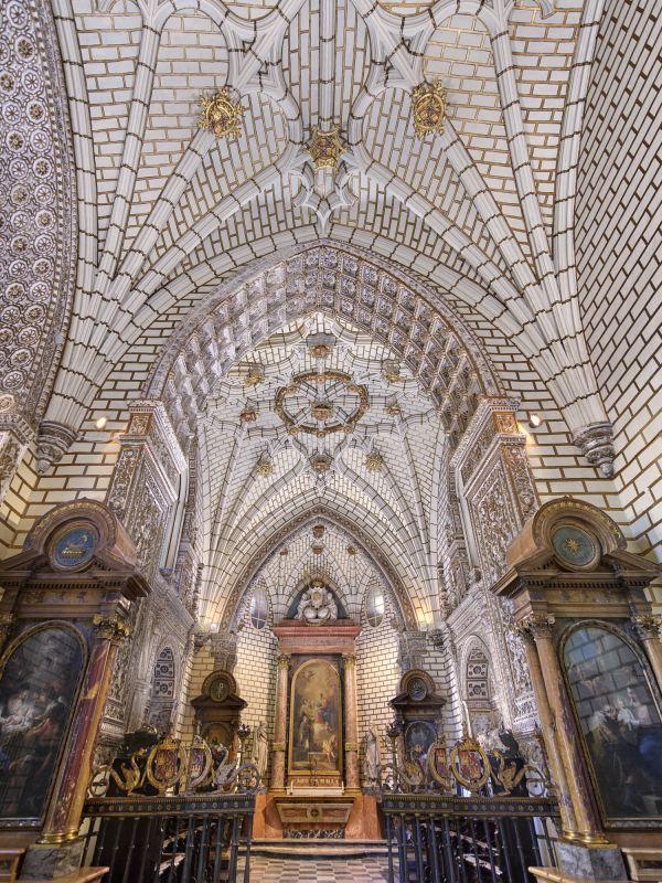 Cathedral, Reyes Nuevos chapel (Toledo)