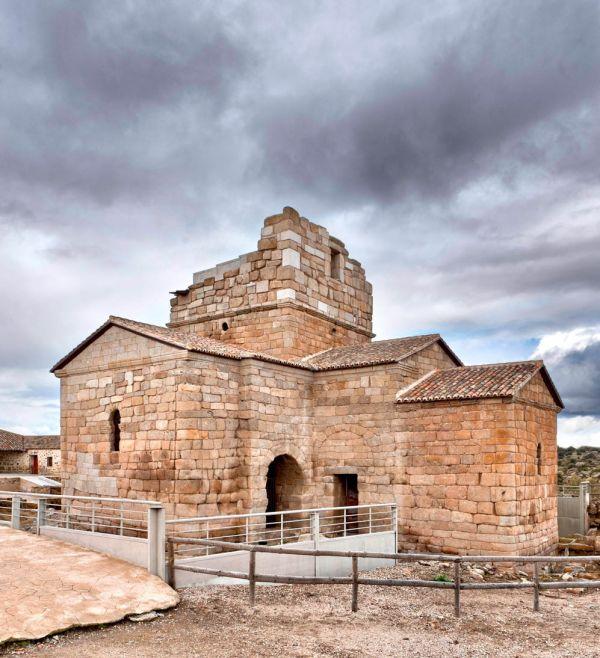 Santa María de Melque (San Martín de Montalbán)