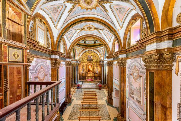 Iniesta | Santuario de la Consolación