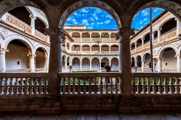 El monasterio de Lupiana