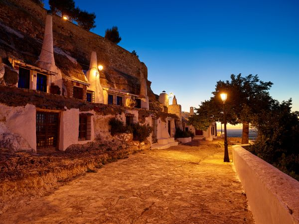 Chinchilla | Casa-cueva