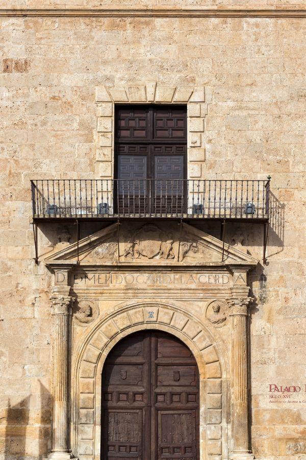 Pastrana (Palacio Ducal)