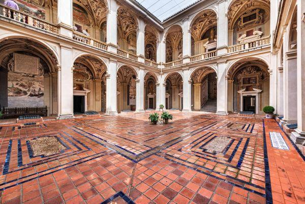 Palacio del Marqués de Santa Cruz (Viso del Marqués)