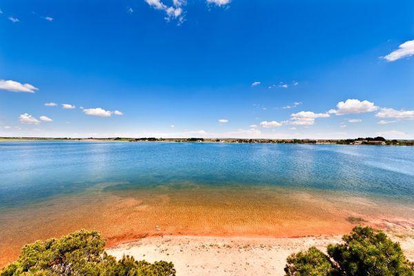 Villafranca de los Caballeros Lake