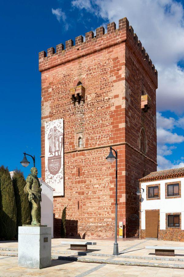 Alcázar de San Juan | Torreón del Gran Prior