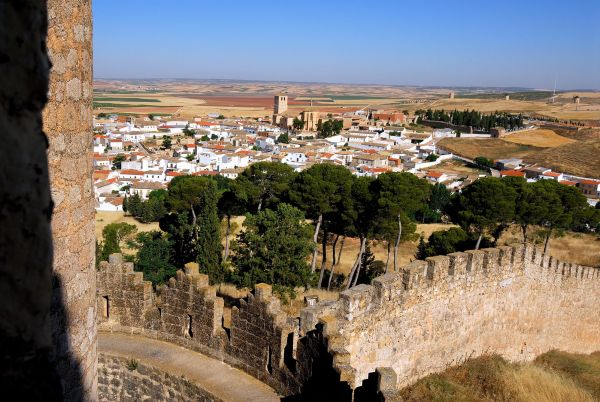 Belmonte (from the castle)