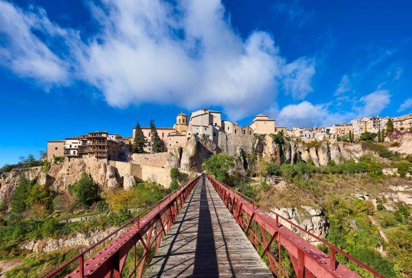 Cuenca | Puente San Pablo