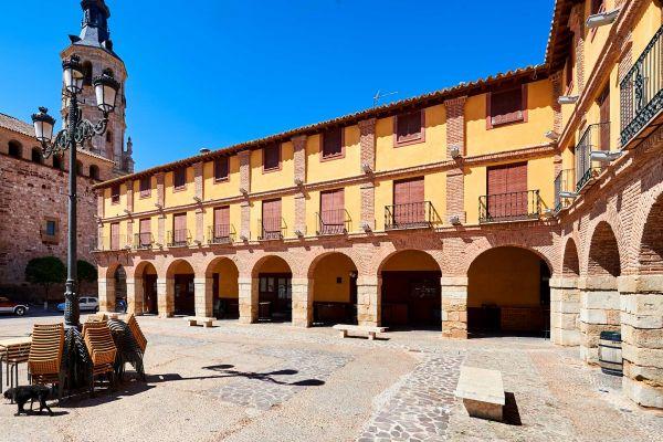 La Solana   Plaza Mayor