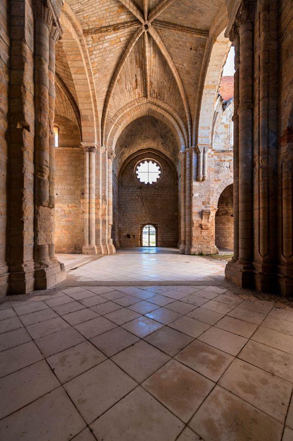 Monastery of Monsalud (Córcoles)