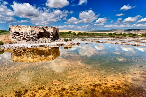 Rienda Salt Flats (Paredes de Sigüenza)