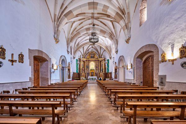 Bolaños de Calatrava | Iglesia