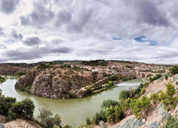 Toledo | Puente de San Martín