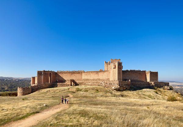 Castle of Montalbán (San Martín de Montalbán)