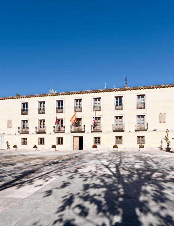 Palacio de los Duques de Riánsares (Tarancón)