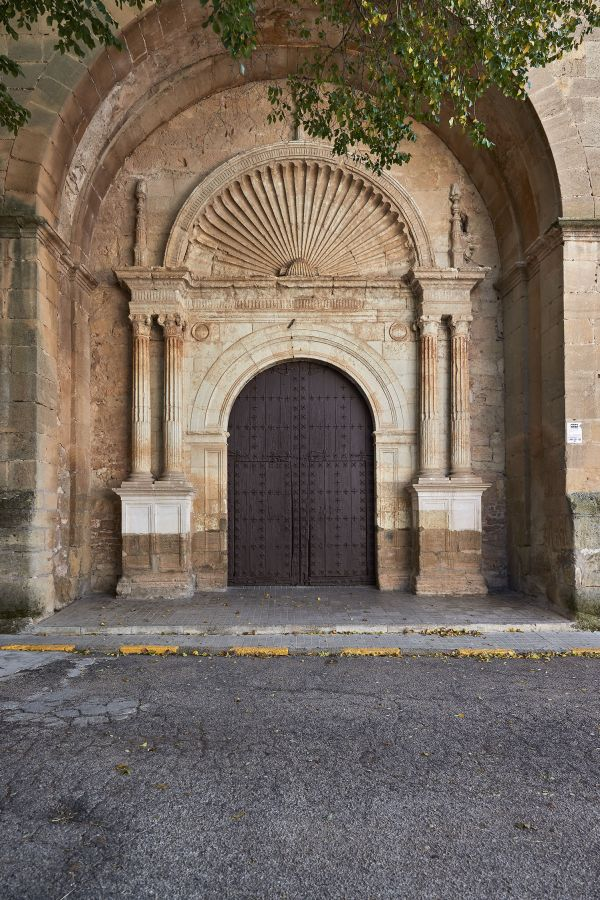 Mota del Cuervo | Iglesia