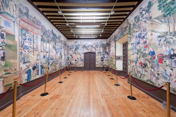 Palacio de la Cotilla-Salón Chino