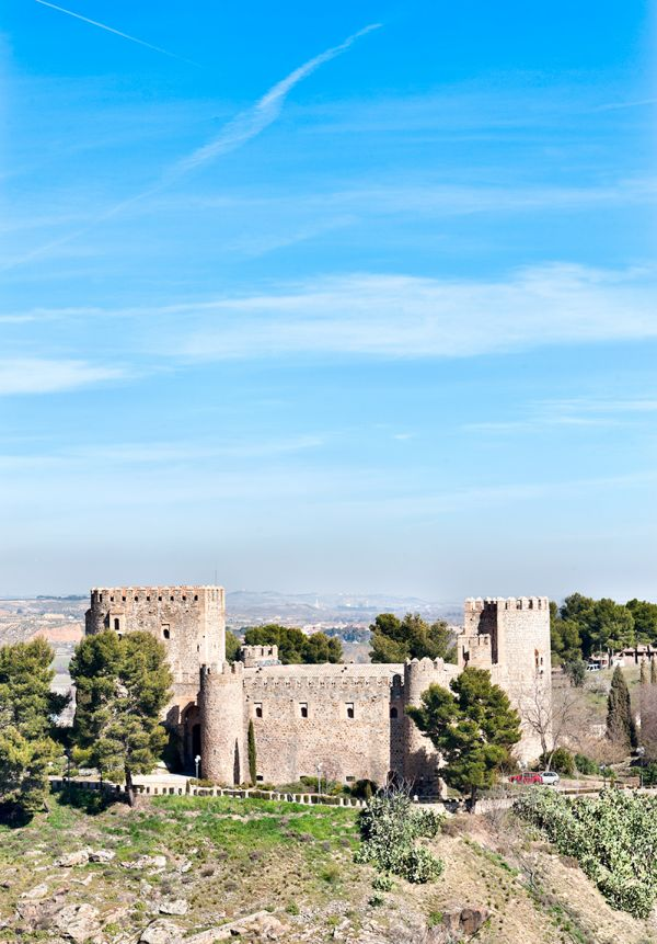 Toledo | Castillo de San Servando